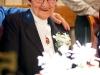 Grandma and cake