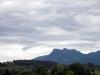 Mountains on the train 2
