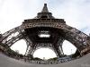Fisheye: Eiffel Tower
