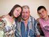 Grampa and kids
