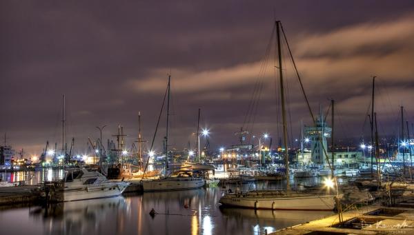 Sleeping Harbour