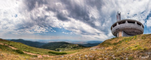 Buzludzha Landscape