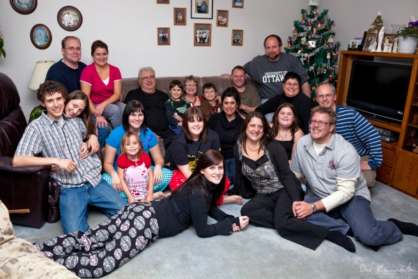 Ayotte Family Christmas