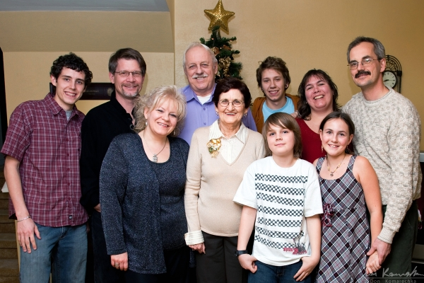 Komarechka family
