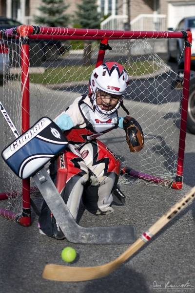 Maddyx as Goalie 2