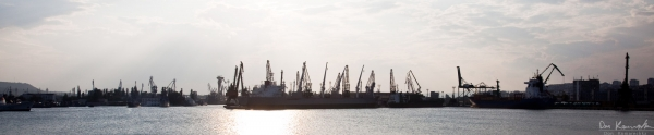 Port Varna Industry