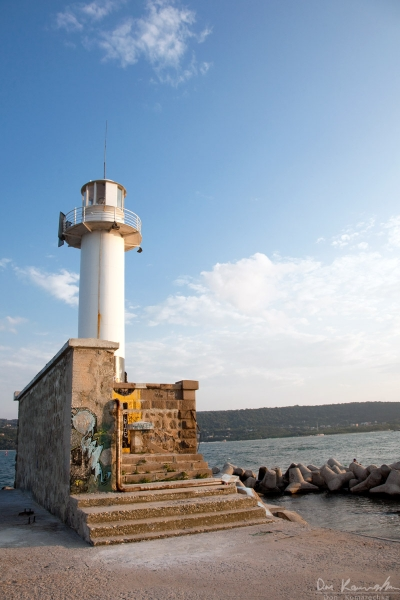 Lighthouse Pier