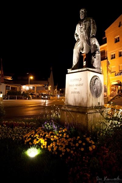 Füssen statue