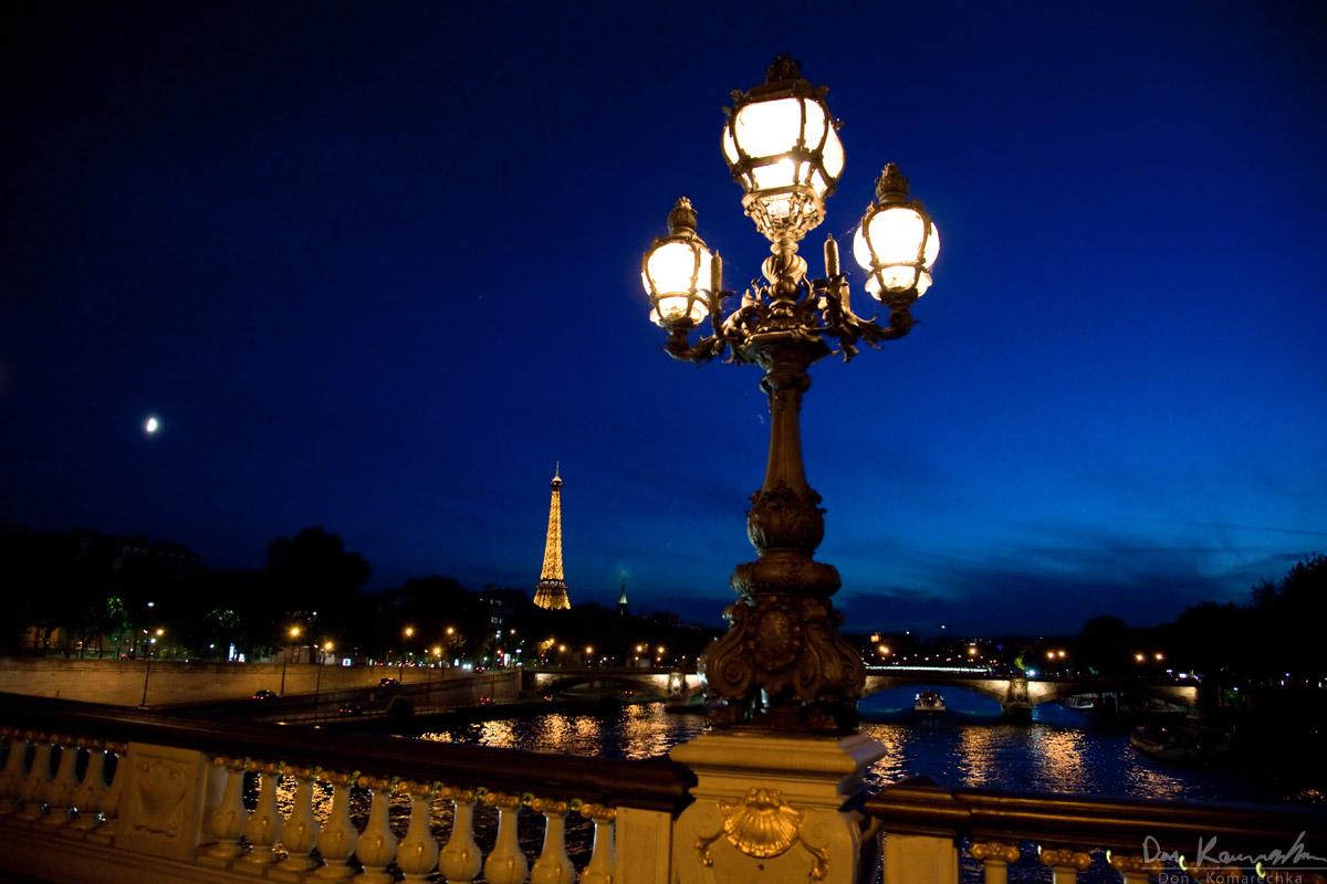 paris lighting street - photo #26