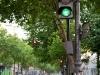 Paris Traffic Light