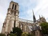 Notre Dame Cathedral, outside