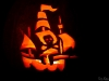 Pirate Pumpkin