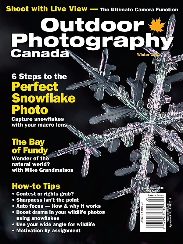 OPC Winter 2012 Cover