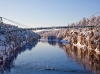 A French River Winter