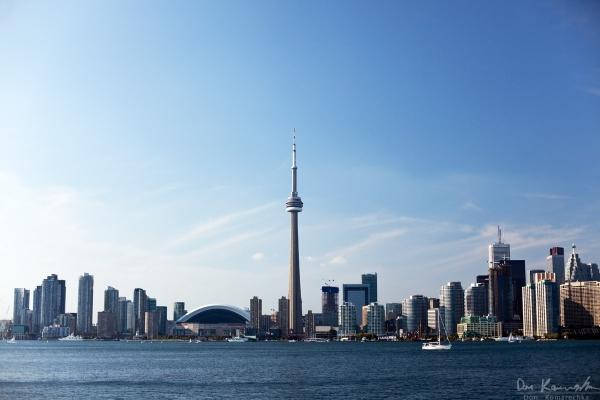 Toronto cityline