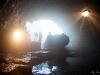 Film Crew in The Grotto
